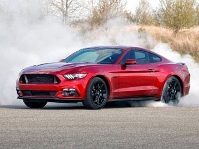 美规野马Mustang