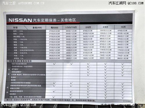 东风日产骐达空调电路图