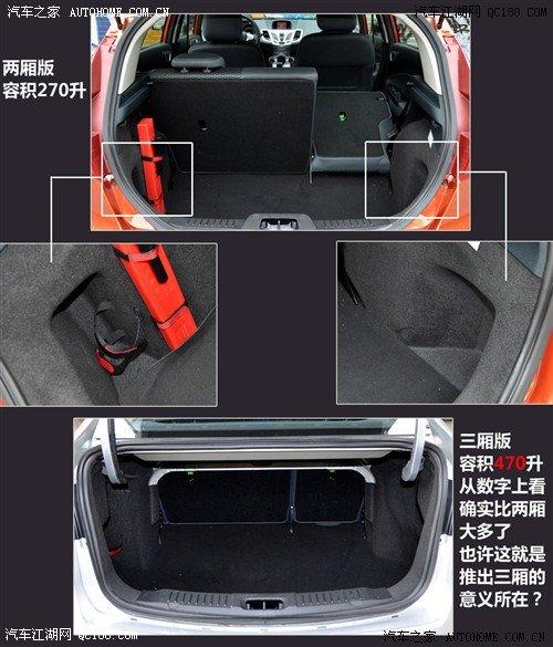 汽车之家 长安福特 新嘉年华 两厢 1.5自动运动型高清图片