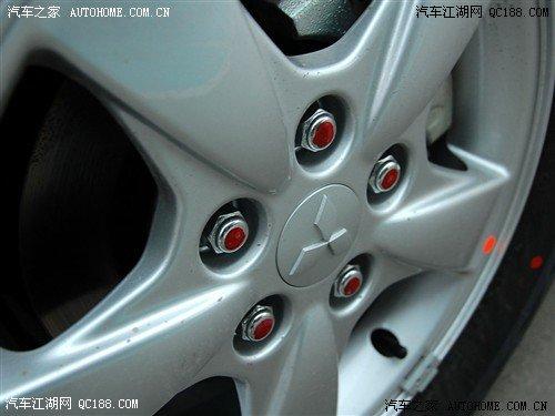 君阁车轮轮胎详解 权威评测 东南汽车高清图片
