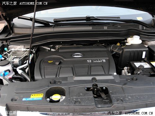 长城 长城汽车 哈弗h6 2011款 2.0l 两驱精英型