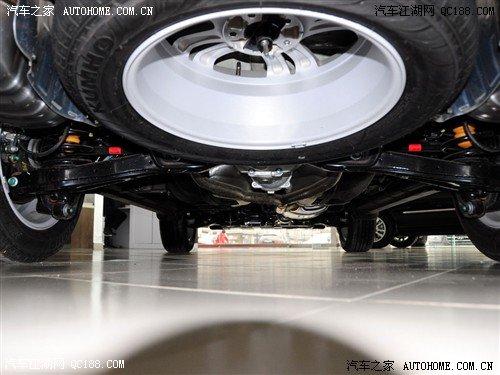 汽车之家 进口现代 新胜达 2010款 2.4 至尊版高清图片