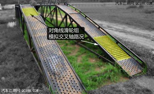 攀爬车结构_【精图】奔驰G级四驱性能详解_权威评测_奔驰(进口)_汽车江湖网