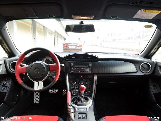丰田 进口 丰田86中控方向盘详解 高清图片