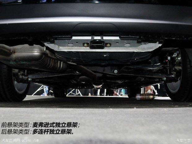 绅宝d80前后悬架详解 权威评测 北京汽车 高清图片