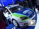 08北京车展--福特福克斯CCC赛车