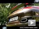 保时捷 911 Turbo Cabriolet - 引擎声版视频