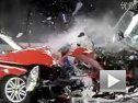 smart 09新款与奔驰C300 荷枪实弹撞车测试