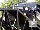 奔驰G55 AMG爬坡翻越障碍实录