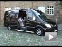 Mercedes-Benz  Sprinter 豪华的移动包厢》奔驰 - 斯宾特