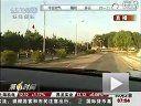 央视记者率先体验国庆60周年红旗HQE阅兵车(2)
