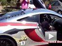 酷炫超跑  迈凯轮MP4-12C外观展示