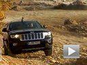 超强越野能力 野外试驾体验Jeep大切诺基