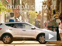 车界新秀  现代圣达菲汽车海外超性感广告片