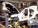 全新2014奔驰S63 AMG组装流水线过程