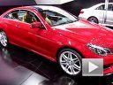 优美的曲线 2014奔驰E500 Coupe内外展示