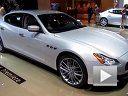 2014玛莎拉蒂总裁V8顶配内外展示