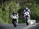 只有唯美 2014曼岛TT摩托赛慢镜头集锦