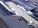 壮观!73辆汽车最大阵容原地加速疯狂烧胎