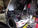 柯尼塞格CCX轮上功率测试超汹涌喷火