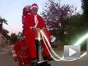 有创意人人爱-圣诞老公公的超给力新坐骑