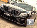 2015 外媒试驾评测巴博斯 Brabus S-Klasse 850PS