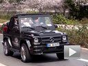 700马力 Mansory改装奔驰Mercedes G500 V8声浪