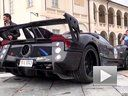 街拍帕加尼Pagani Zonda 760 LM Roadster