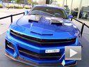 2015 实拍爆改雪佛兰科迈罗 Chevrolet Camaro Guyver