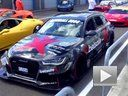 赛道实拍1000马力 Jon Olsson's 奥迪Audi RS6 Avant DTM