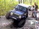 实拍吉普牧马人罗宾逊越野 Jeep Wrangler Rubicon