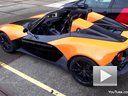 实拍 Zenos E10 S Roadster
