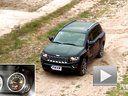奔驰SUV GLE - 越野性能测试