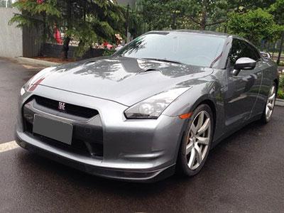 日产GT-R 美规版