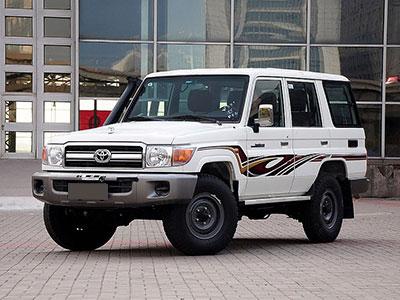 丰田LC76中东版