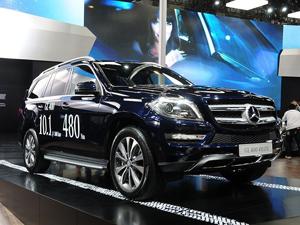 奔驰GLS500中东版